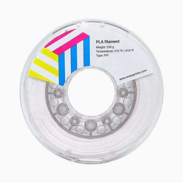 filamento Pla Blanco