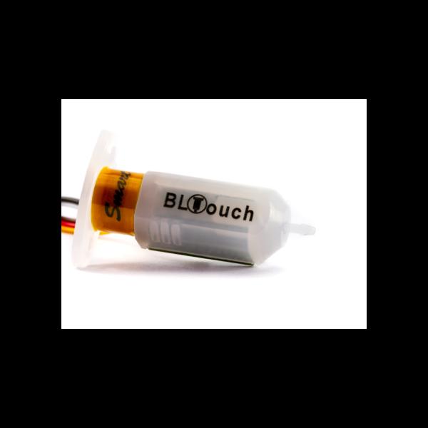 BL Touch, es un sensor para el autocalibrado con sistema plug&play basado en la electrónica de código abierto