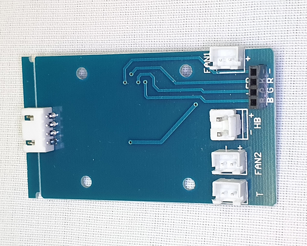 SX1 PLACA EXTRUSOR 2